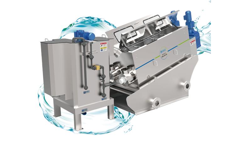 Product benenv screw press