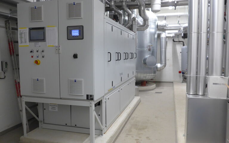 Figure 4c. The new Combined heat and power (CHP) units