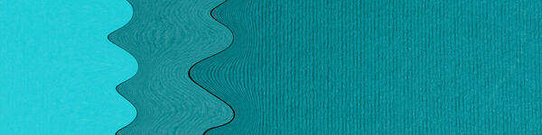 Abstract image of 'waves' in various shades of blue