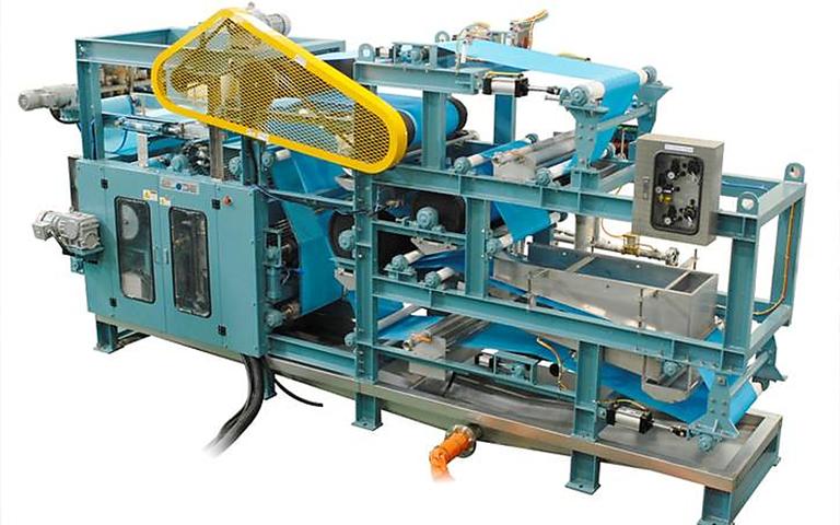 ELODE electrosomotic dewatering unit