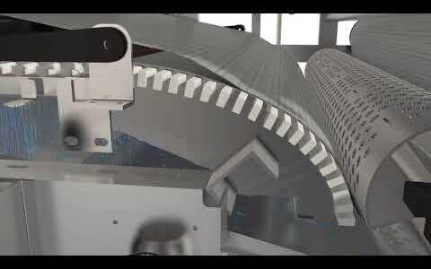 Belt filter press Alfa Laval